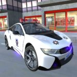 Real i8 Police Car Game: Car Games 2021  (MOD, Unlimited Money) 1.3