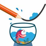 Save The Fish – Physics Puzzle Game  (MOD, Unlimited Money) 1.6