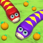 Snake-io Arena – Slither Ultimate Rivals  (MOD, Unlimited Money) 1.0.2