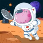 Space for kids. Adventure game  (MOD, Unlimited Money) 1.1.8