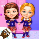 Sweet Baby Girl Cleanup 6 – School Cleaning Game  (MOD, Unlimited Money) 4.0.20041