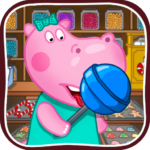 Sweet Candy Shop for Kids  (MOD, Unlimited Money)1.1.4