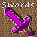 Sword mod for Minecraft  (MOD, Unlimited Money) 3.14