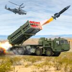 US Army Rocket Missile Games  (MOD, Unlimited Money) 1.12