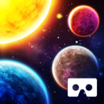 VR Space Spaceship Virtual Reality Roller Coaster  (MOD, Unlimited Money) 1.10