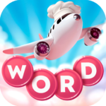 Wordelicious: Food & Travel – Word Puzzle Game  (MOD, Unlimited Money) 1.0.2