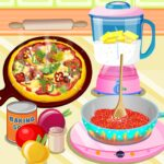 Yummy Pizza, Cooking Game  (MOD, Unlimited Money) 6.64.0
