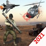 Anti Aircraft Attack: Jet War Fighters  (MOD, Unlimited Money) 1.07