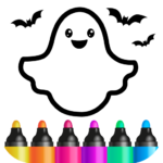 Bini Kids Drawing Games for Girls! Toddlers Apps! 1.6.0.13 (MOD, Unlimited Money)