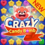Crazy Candy Bomb Varies with device (MOD, Unlimited Money) 1.0.8