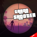Grand Shooter City 1.0  (MOD, Unlimited Money)