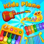 Kids Piano: Animal Sounds & musical Instruments  (MOD, Unlimited Money) 1.1.2