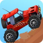 Mad car Racing on hilltop  (MOD, Unlimited Money) 1.0.9