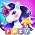 My Unicorn dress up games for kids 1.10 (MOD, Unlimited Money)
