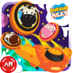 Nano Milky Ranger Cow: Space Mission  (MOD, Unlimited Money) 1.1