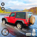 Offroad Jeep Driving Simulator 1.0.8  (MOD, Unlimited Money)