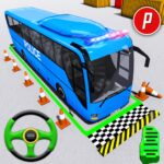 Police Bus Parking Game 3D  (MOD, Unlimited Money) 1.0.17