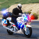 Police Moto Chase and Real Motobike Simulator 2021  (MOD, Unlimited Money) 2.71