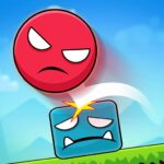 Red Ball & Stick Hero Varies with device (MOD, Unlimited Money) 1.0.18
