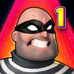 Robbery Madness: Classic Thief Game – Mall Heist  (MOD, Unlimited Money) 1.0.2