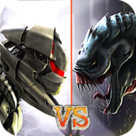 Robot vs Monster Galaxy Wars – Grand Fights Arena  (MOD, Unlimited Money) 2.0.3