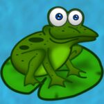 The Jumping Frog join the dots 1.0.45 (MOD, Unlimited Money)