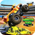 Truck Xtreme Racing 4×4 Offroad Monster Jam 2021  (MOD, Unlimited Money) 2.1.1