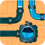 Water Pipes  (MOD, Unlimited Money) 8.8