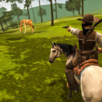 Western Cowboy & Mounted Shooting 1.0.8 (MOD, Unlimited Money)
